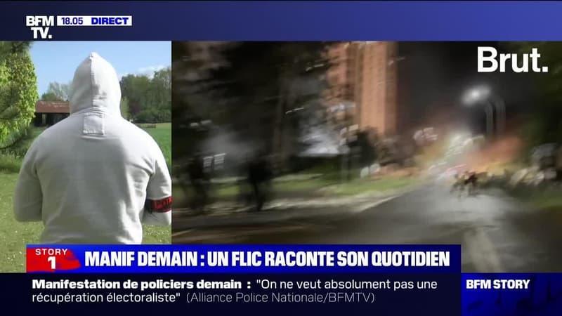 """Story 4 : """"la déliquance prend de plus en plus le pas sur la rue"""", Antoine, policier - 18/05"""