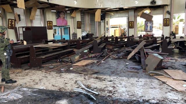 Un attentat a fait 18 morts aux Philippines