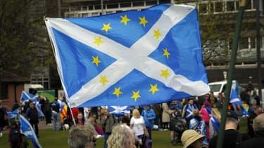 Une partie des Ecossais veulent reprendre leur indépendance pour rester dans l'Union européenne