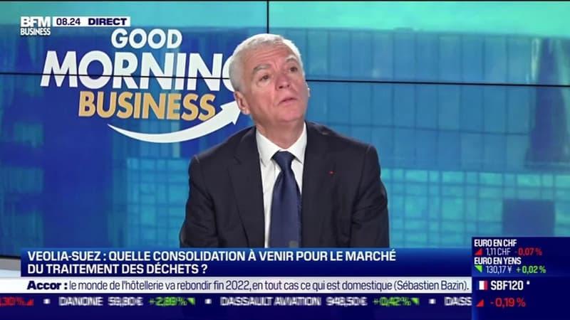 Jean-Luc Petithuguenin (Paprec Group): Paprec vise les 2 Mrds € malgré une baisse de son CA en 2020 - 16/03