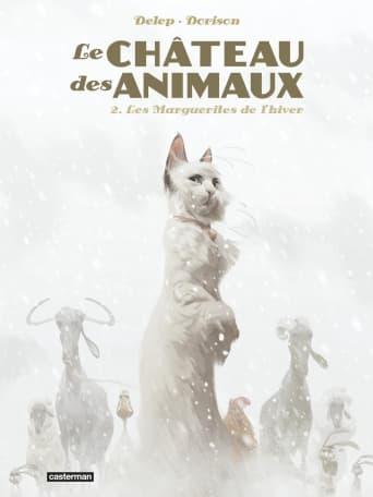 La Ferme des animaux, de Xavier Dorison.