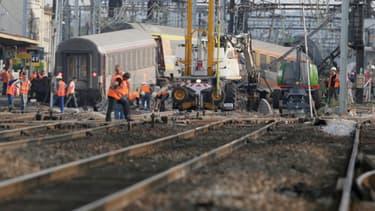Le 12 juillet 2013, plusieurs voitures d'un train Corail reliant Paris à Limoges ont déraillé en gare de Brétigny-sur-Orge