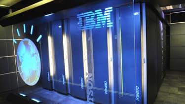 Watson, baptisé en référence au premier PDG d'IBM Thomas Watson, se caractérise par sa capacité à digérer d'énormes quantités de données.