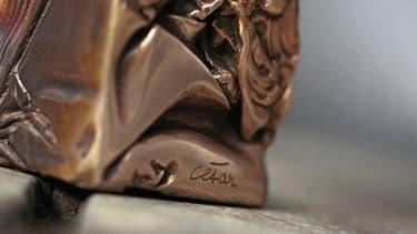 Un trophée des César