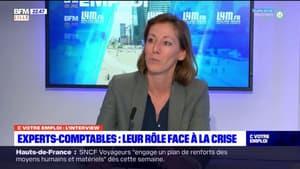 C votre emploi Hauts-de-France, l'émission du 27/10 avec Marie Lelieur experte-comptable et élue du conseil régional de l'ordre