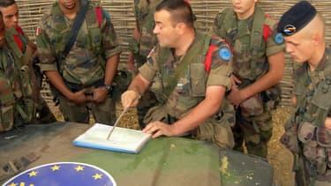 Déjà en 2009, la france était présente en Centrafrique. Mais elle agissait alors dans le cadre de la Force de l'Union européenne (Eufor).