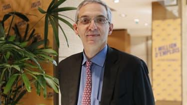 Alexandre Saubot est actuellement le patron de l'UIMM dont il a obtenu la présidence en début d'année.