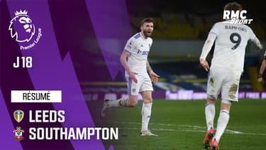 Résumé : Leeds 3-0 Southampton - Premier League (J18)