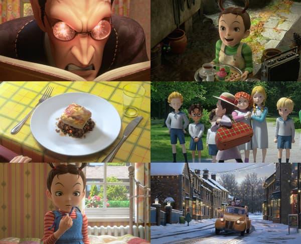 """Des images de """"Aya et la Sorcière"""", le prochain Ghibli"""