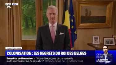 """Colonisation: le roi Philippe de Belgique exprime ses """"plus profonds regrets"""" aux Congolais"""