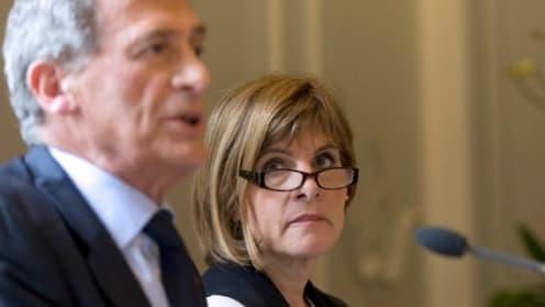 Jean-Cyril Spinetta et Anne Lauvergeon ont répondu aux critiques ce 21 mai.