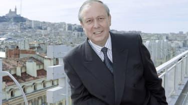 Jean-Claude Gaudin en 1989, six ans avant son élection à la mairie de Marseille.