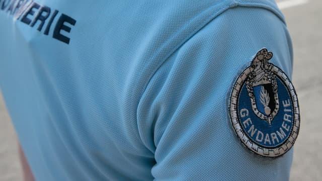 *Un gendarme - Image d'illustration