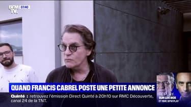 Francis Cabrel dans un clip vidéo sur la commune d'Astaffort dans le Lot-et-Garonne qui recherche un médecin