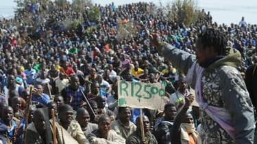 Les observateurs craignent que l'industrie minière soit, peu à peu, touchée dans son ensemble par le conflit social.