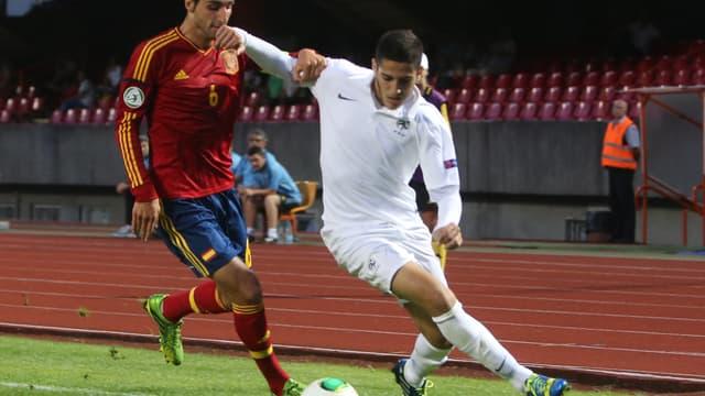 Benzia jouera pour l'Algérie
