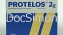Protelos, un médicament contre l'ostéoporose lancé en 2004