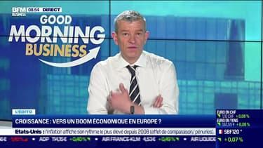 Nicolas Doze : Vers un boom économique en Europe ? - 13/05