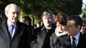 Bernard Debré, ici à gauche en 2012, ne souhaite pas le retour de Nicolas Sarkozy.
