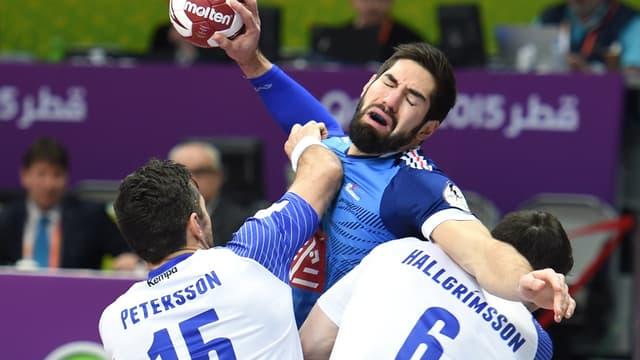 Nikola Karabatic file en quarts de finale