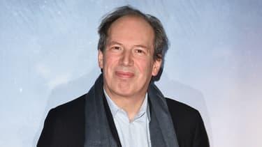 Hans Zimmer lors de la première du film Interstellar à Los Angeles.