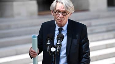 Jean-Claude Mailly s'est dit très inquiet des réformes annoncées pour la fonction publique.