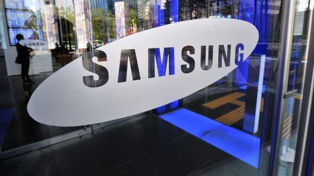 Samsung enregistre un bénéfice en nette hausse.