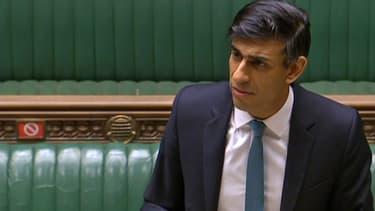 Rishi Sunak, le ministre britannique du Budget.