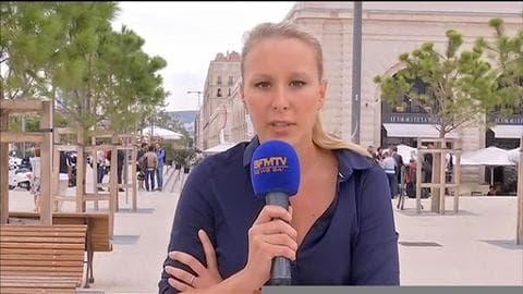 """Marion Maréchal-Le Pen: """"Il serait irresponsable de mettre en place ces quotas"""""""