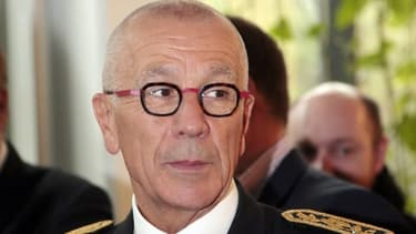 Le préfet du Bas-Rhin Jean-Luc Marx.