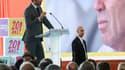Le Premier ministre, Édouard Philippe, lors de l'université d'été du Medef à Jouy-en-Josas le 28 août 2018.