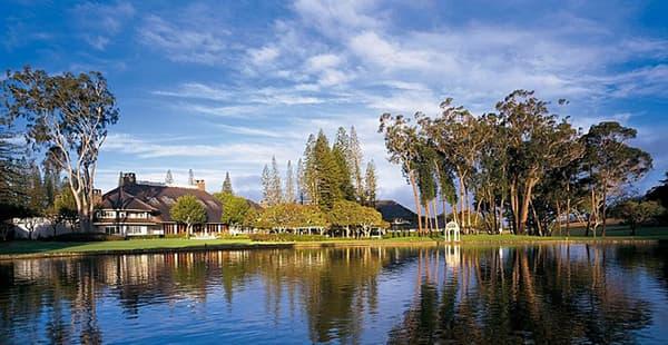 Le Four Saison Resort Lodge