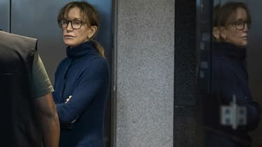 Felicity Huffman après son inculpation