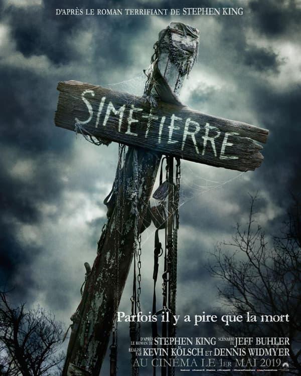 Affiche de Simetierre