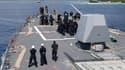 Les États-Unis ont effectué un test de missile balistique au large de la côte d'Hawaï ce mercredi