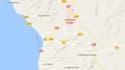 La Morne-Rouge est située à 30 km au nord de Fort-de-France