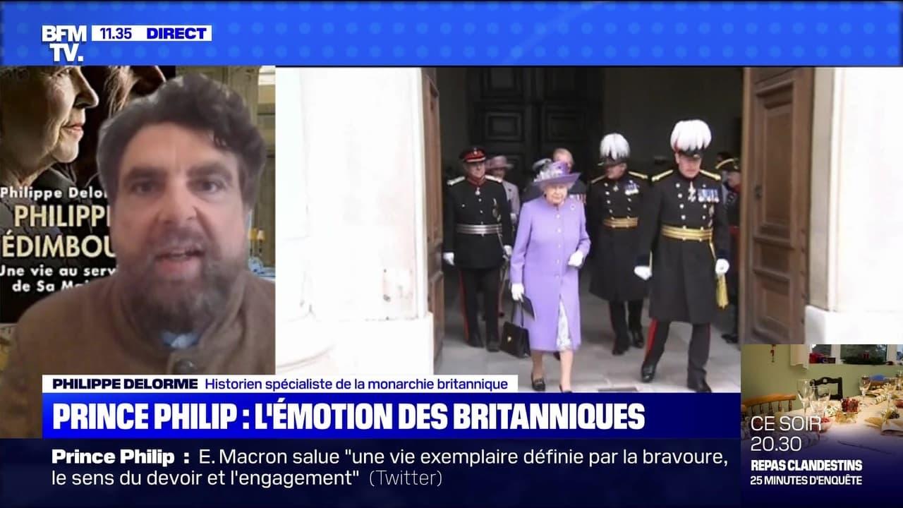Prince Philip: l'émotion des Britanniques - 10/04