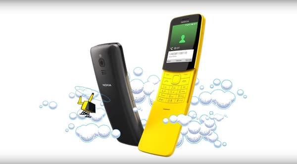 Le Nokia 8110 sera commercialisé au prix de 79 euros