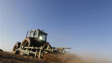 Certains agriculteurs commencent même à envisager de recourir à l'impôt sécheresse...