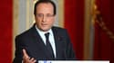 François Hollande, ce jeudi à l'Elysée à l'occasion du lancement des commémorations du centenaire de la Première guerre mondiale.