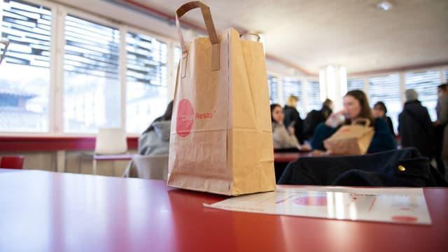 Tous les étudiants, même non boursiers, peuvent bénéficier des repas à 1 euro au Crous depuis fin janvier