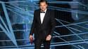 Leonard DiCaprio en février 2017