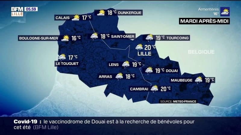 Météo Nord-Pas-de-Calais du 6 juillet 2021: des rafales de vent attendues sur la côte