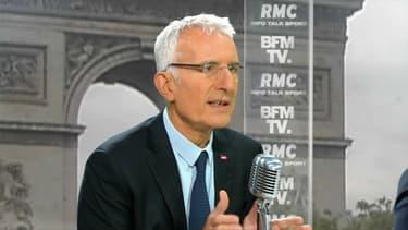 Guillaume Pepy était l'invité de BFMTV et RMC.
