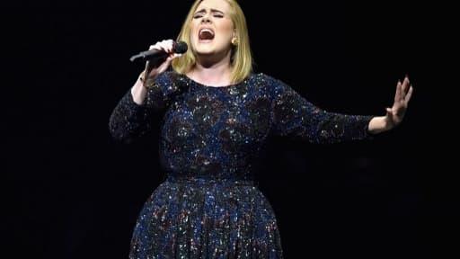 Adele a terminé sa tournée