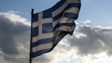 La Grèce a vu la note de sa dette à long terme relevée par Fitch, mardi 14 mai.