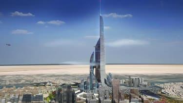 4 tours accolées, un centre commercial, un système de transport, des écoles... La ville de Bassora veut donner naissance à la première ville verticale.