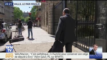 Manuel Valls, le pari risqué