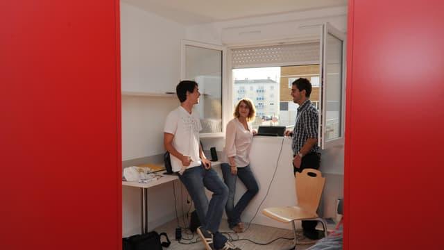 En moyenne, 40% des jeunes ménages de la génération Y sont propriétaires de leur logement