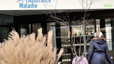 Le déficit du régime général de la Sécurité sociale en France s'aggraverait à 14,7 milliards d'euros en 2015.